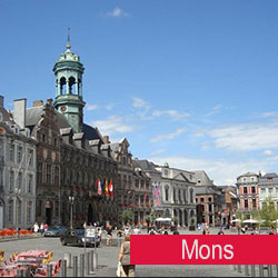 liste magasin, boutique et commerce centre ville de Mons