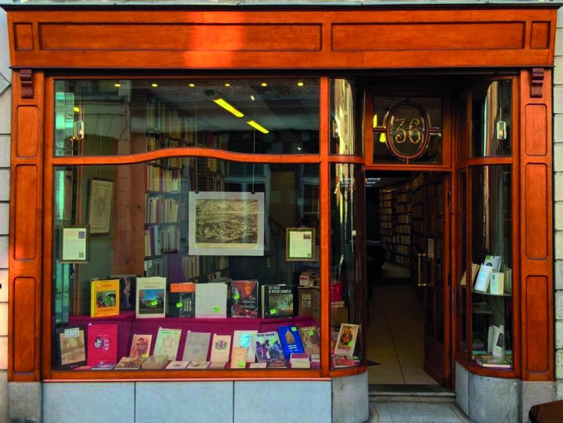 magasin, boutique et commerce de Belgique