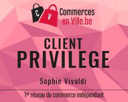 Carte privilege commerce centre ville