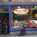Le Crousti Chaud   commerce et magasin en ville