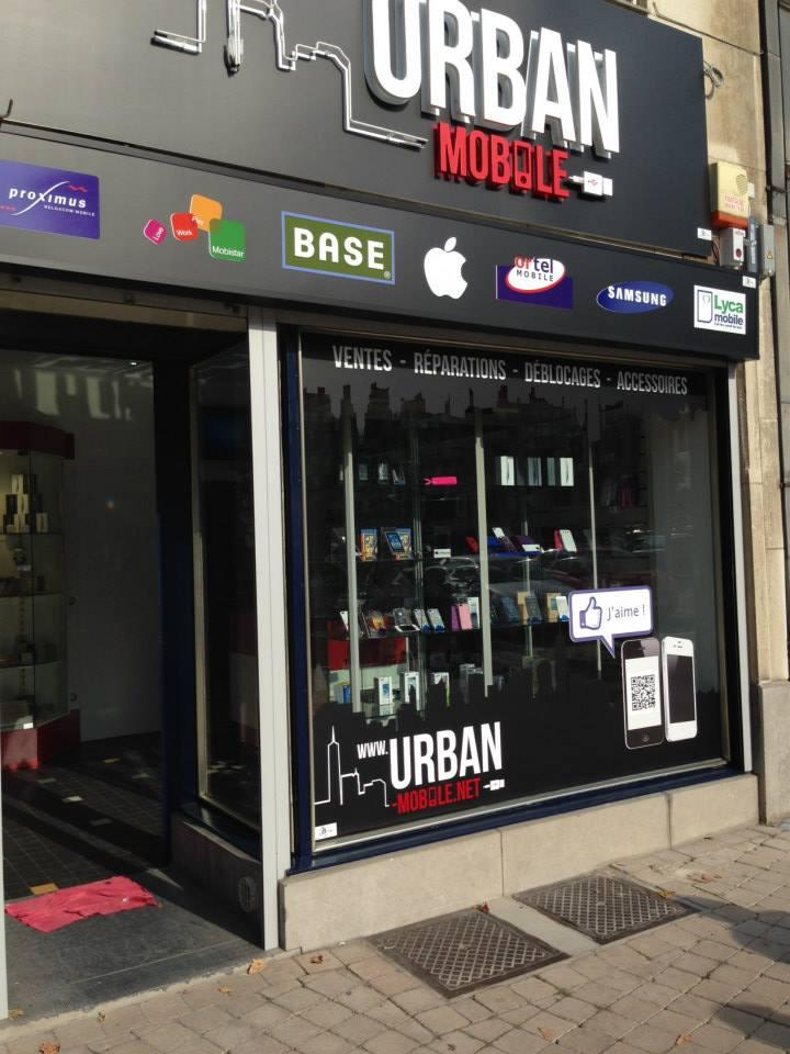 magasin Urban Mobile Sprl