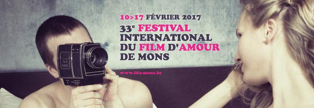 33e FESTIVAL INTERNATIONAL DU FILM D AMOUR DE MONS