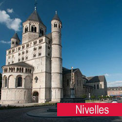 Magasins et Commerces à Nivelles