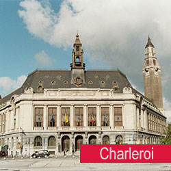 Magasins et Commerces à Charleroi