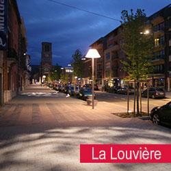 Magasins et Commerces à La Louvière