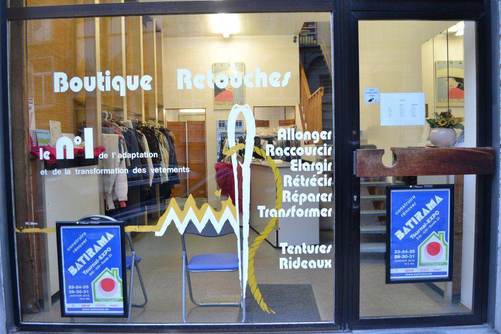 Boutique Retouches