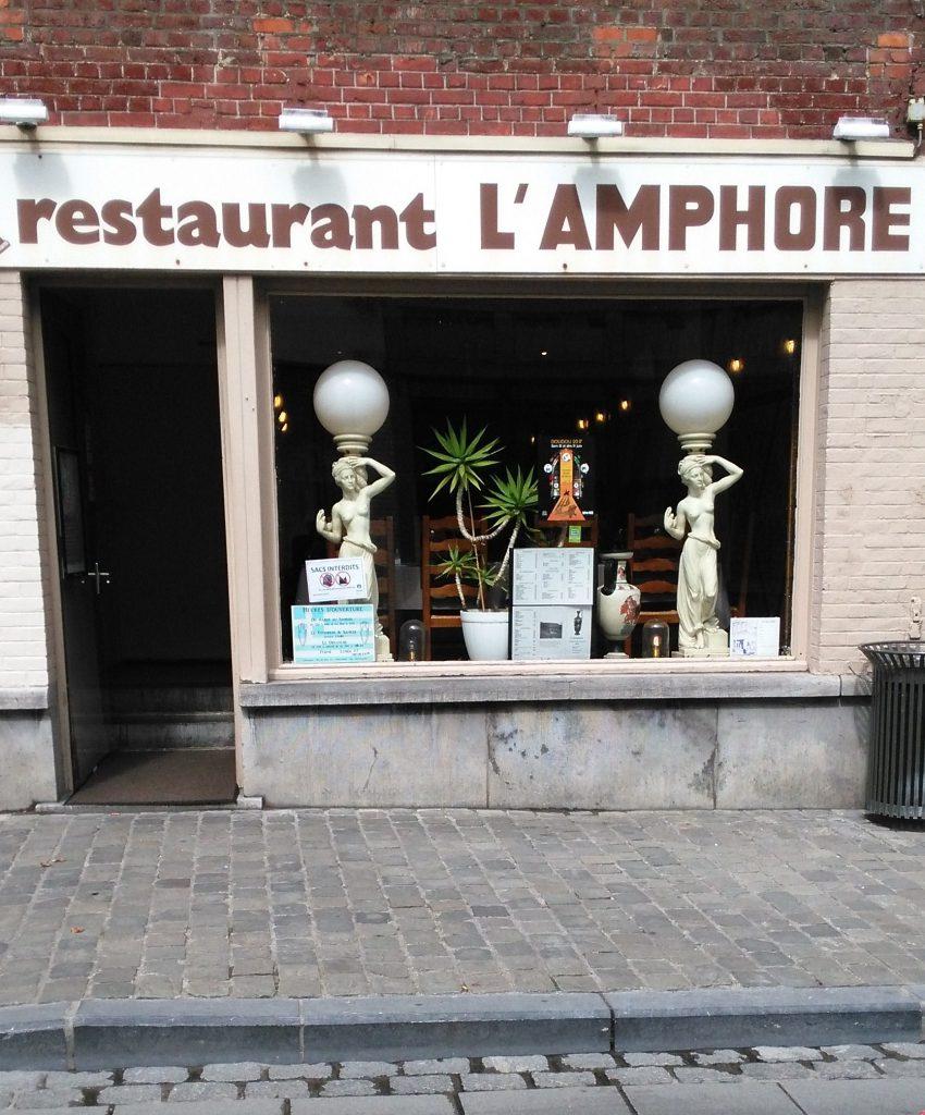 L' AMPHORE