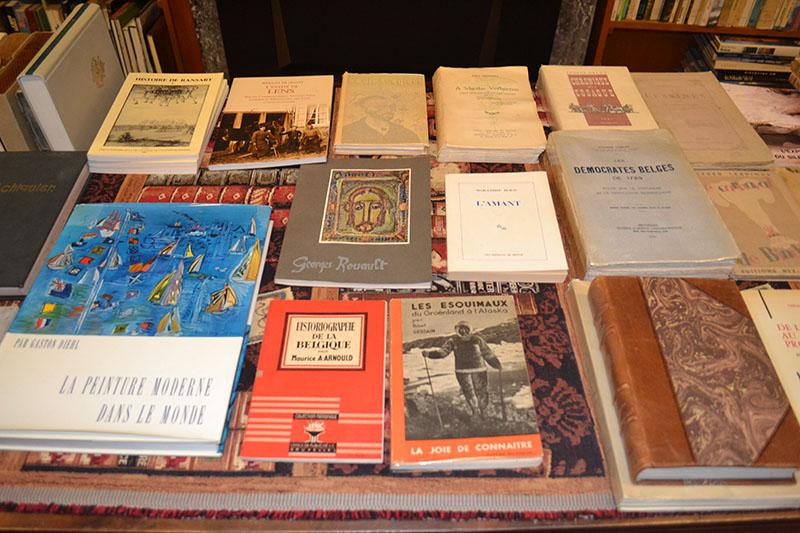 magasin Librairie L'oiseau Lire Mons