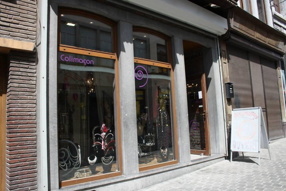 magasin Colimaçon