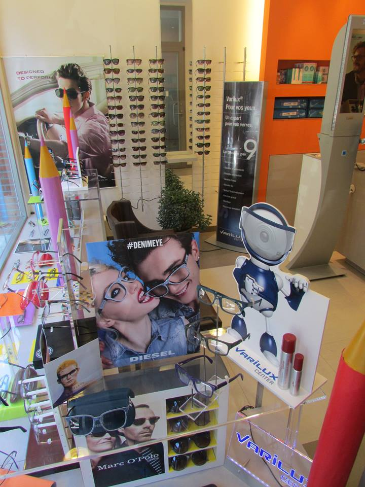 magasin MON OPTICIEN sprl