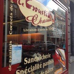 magasin Le Crousti Chaud