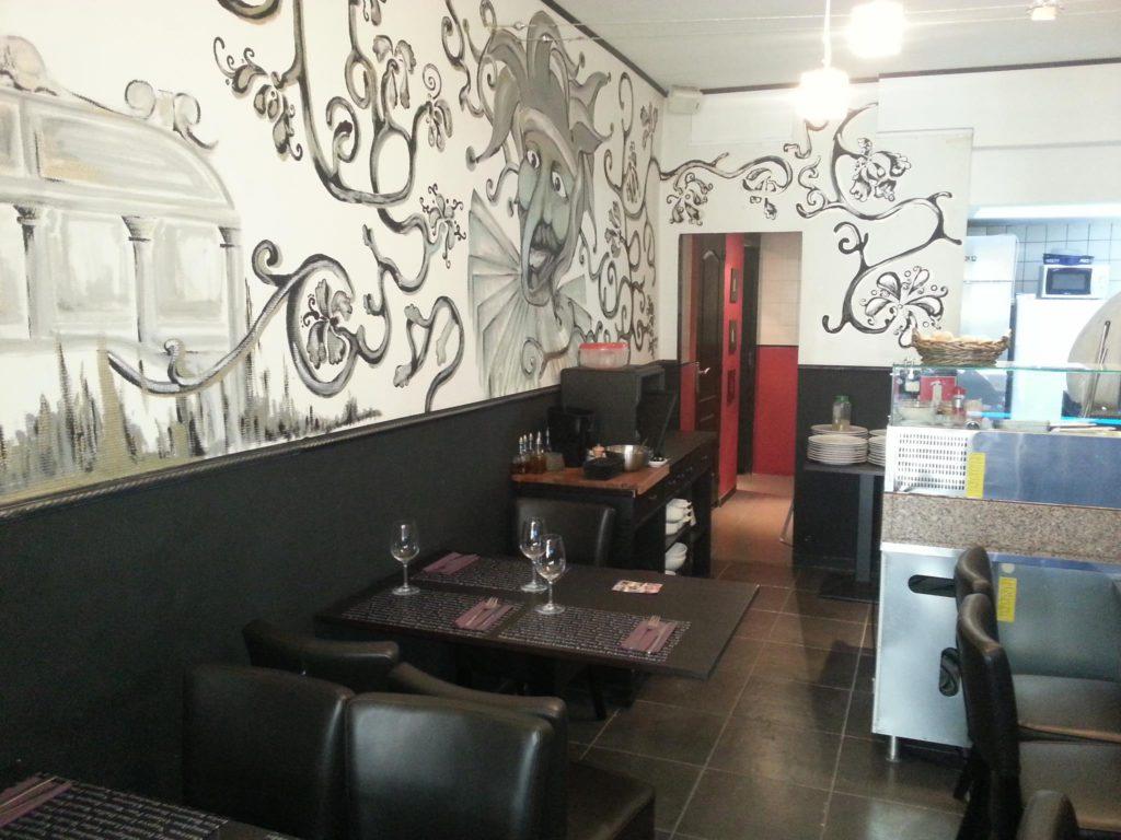 magasin Bella Pizza à Mons