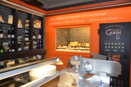 magasin Fromagerie Montoise