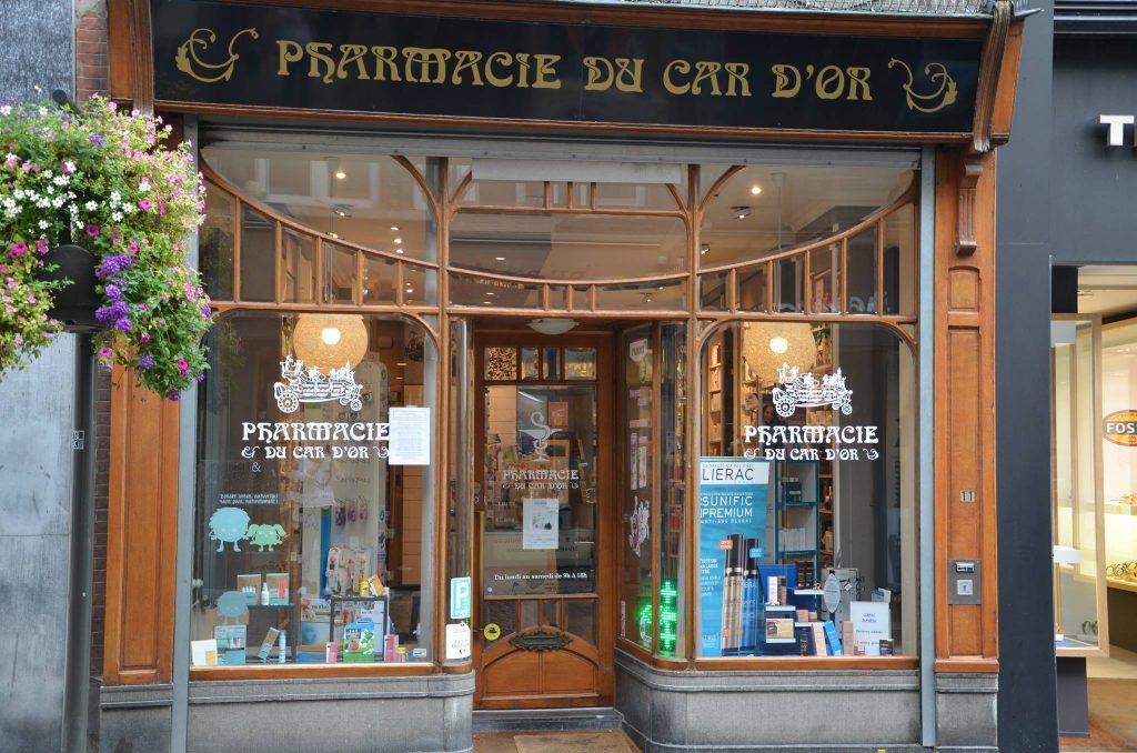Pharmacie du CAR D'OR