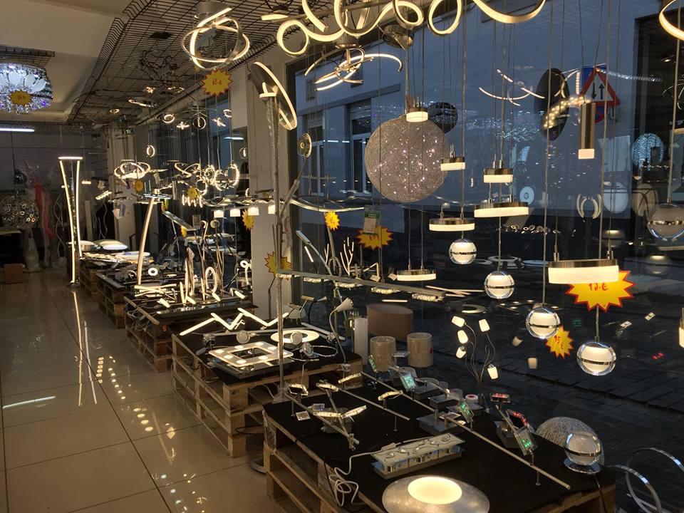 magasin Destockage Luminaire Gogoled
