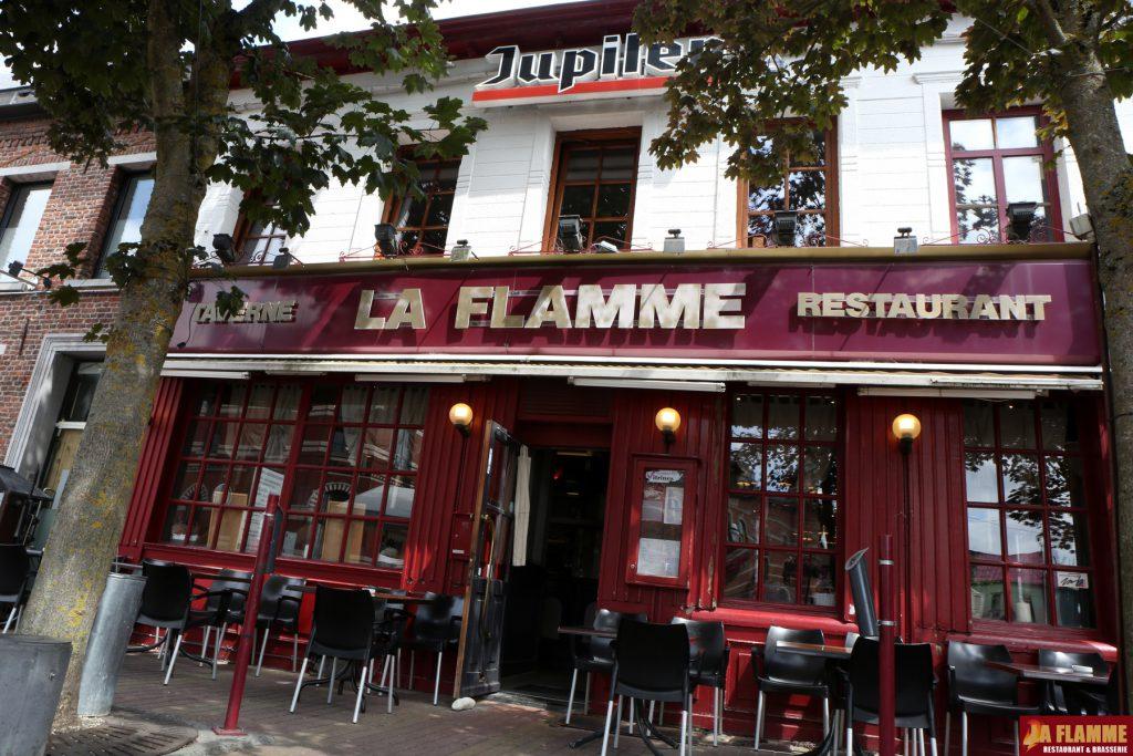 La Flamme Frameries