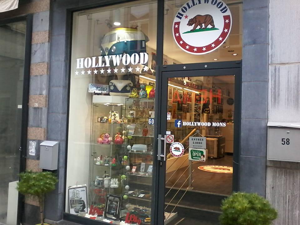 Hollywood Mons