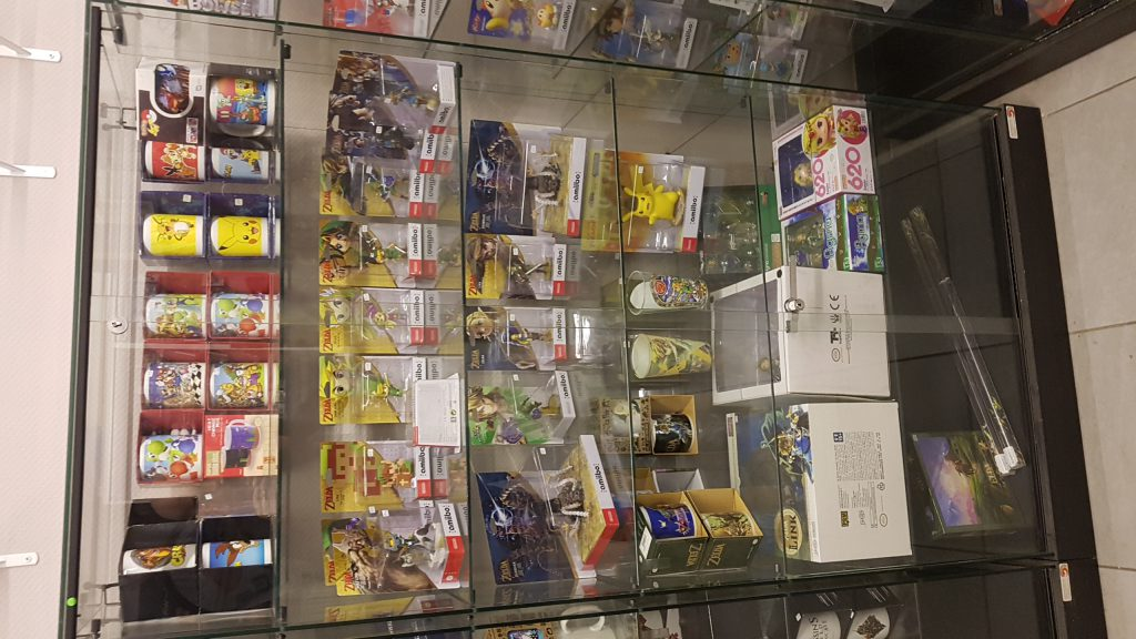magasin Game Mons