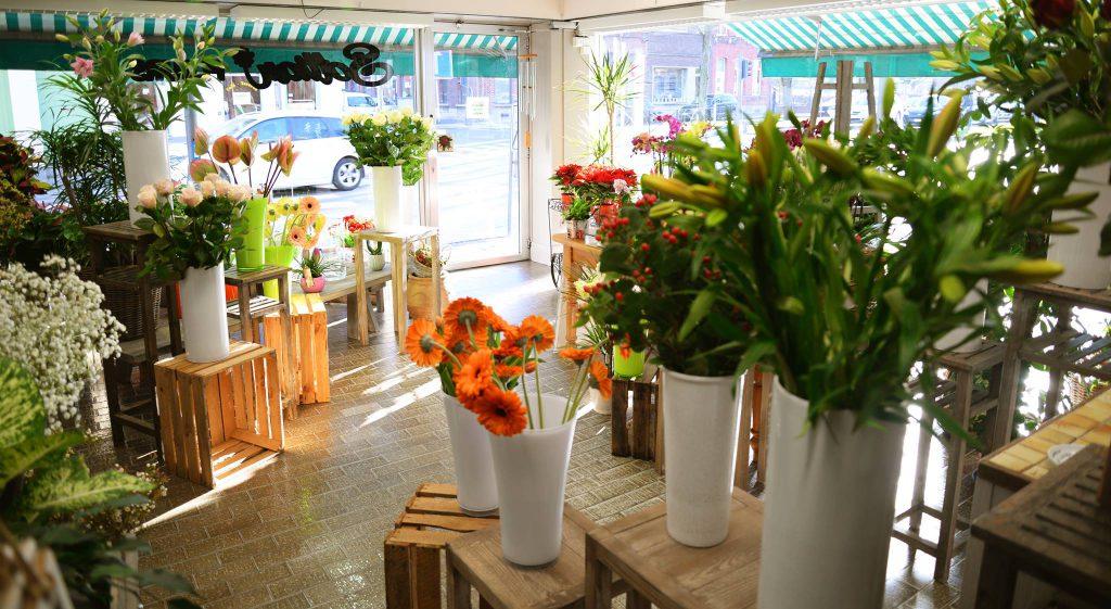 magasin Fleurs Sottiau