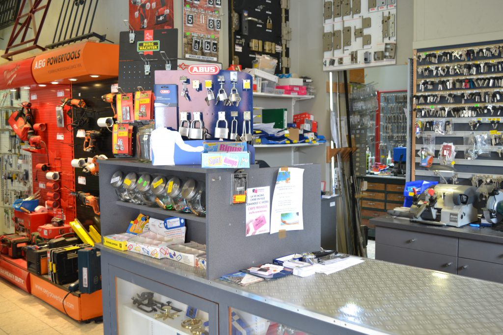 magasin Mecano Security