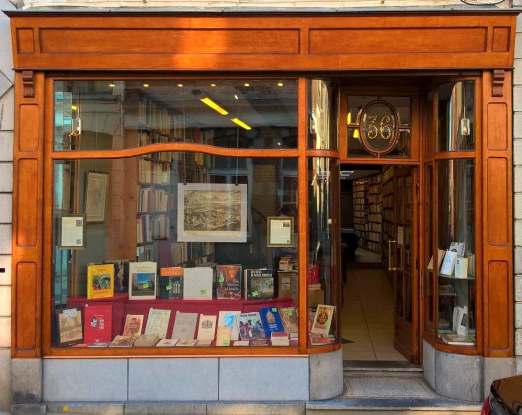 Librairie L'oiseau Lire Mons