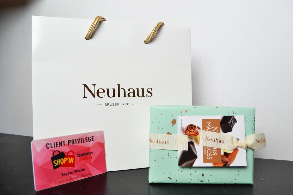 magasin Neuhaus Mons