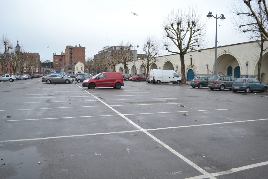 Parking de la Place Nervienne