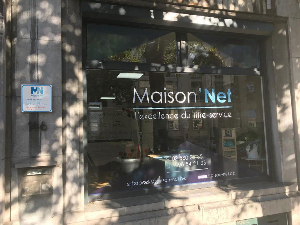 Maison Net – Etterbeek