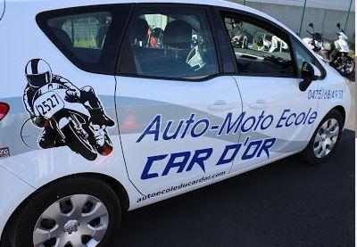 magasin Auto Moto Ecole du Car d'Or