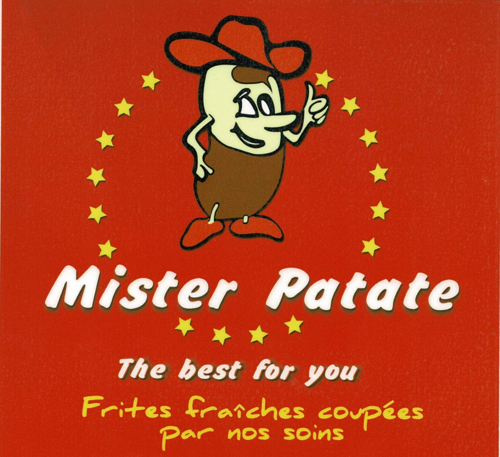 Mister Patate Ghlin