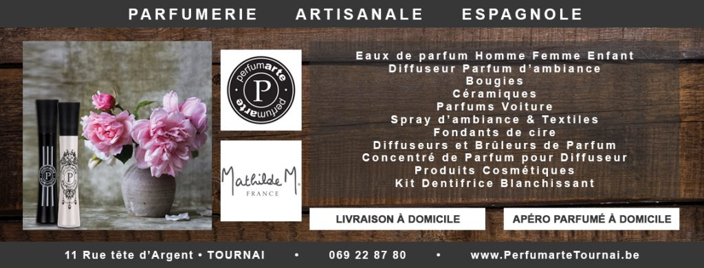 magasin Parfumerie Perfumarte Tournai