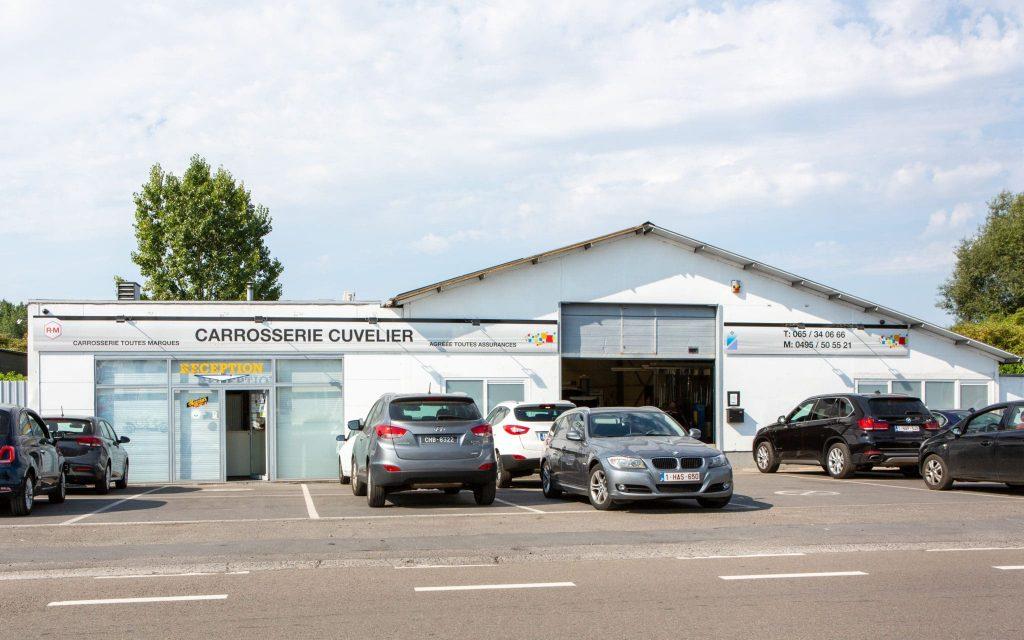 Carrosserie Cuvelier SA