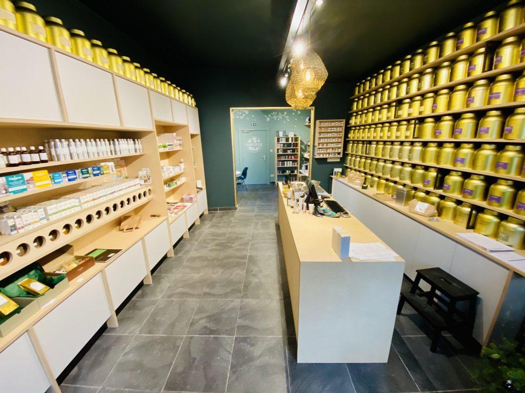 magasin Natorea Herboristerie
