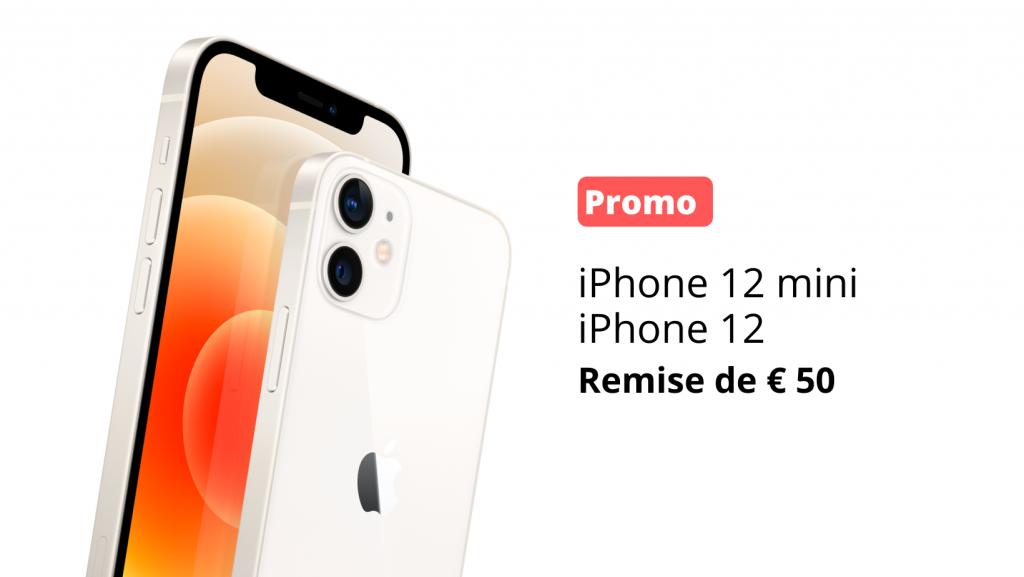 Promo iPhone 12 2UPGRADE